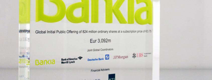 bankia logo tombstone