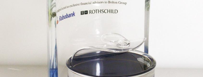 Bespoke Financial Deal Toy