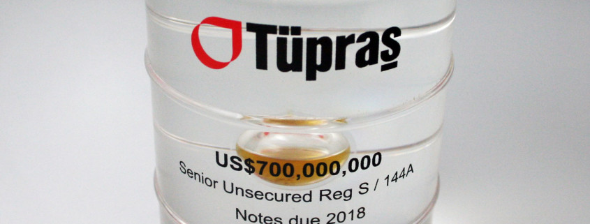 Financial Oil Barrel Tombstone